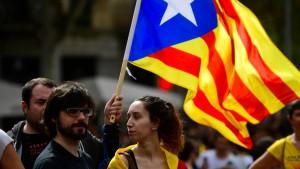 Separatisten erklären Abspaltungsvotum für bindend