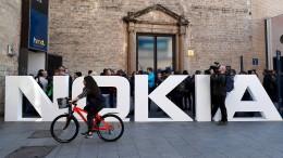 Nokia entlässt in Deutschland hunderte Mitarbeiter