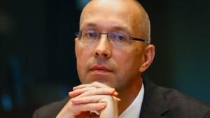 Jörg Asmussen hat sich getrennt