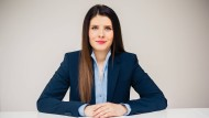 Sarna Röser, Chefin des Verbands Junge Unternehmer