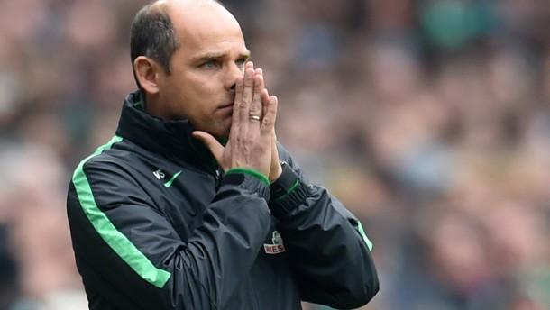 Werder lässt Augsburg passieren