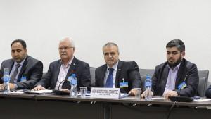 Opposition zu Zusammenarbeit mit Assad-Technokraten bereit