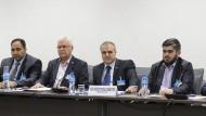 Vertreter der syrischen Opposition