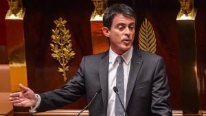 Valls' Schurkenstück