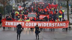 Heil baut Kündigungsschutz für Betriebsräte aus