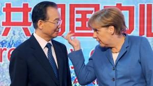 Industrie freut sich auf Kräftemessen mit China
