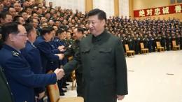 China macht den Weg frei für Xis lebenslange Herrschaft