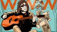 Wird im Internet aus jedem Musiker ein Straßenmusikant?