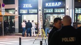 Haftstrafen nach Schießerei an Döner-Laden