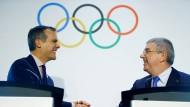 IOC stimmt am Dienstag über Doppelvergabe ab