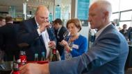 Geringer Ertrag, feiner Geschmack: Auf der Mainzer Weinbörse kommt der Jahrgang 2017 gut an.