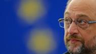 """EU-Parlamentspräsident Schulz: """"Wir müssen Erdogan klar machen: In unserem Land gibt es Demokratie. Ende."""""""