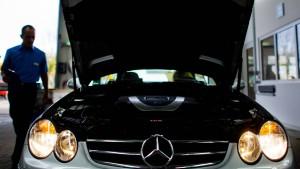 Um was es bei Daimler wirklich geht
