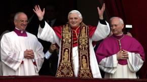 Papst gibt Amt auf