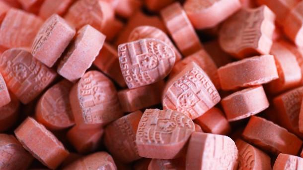 Die Deutschen nehmen mehr Ecstasy