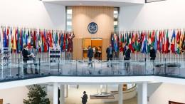 Gericht fordert Freilassung ukrainischer Matrosen