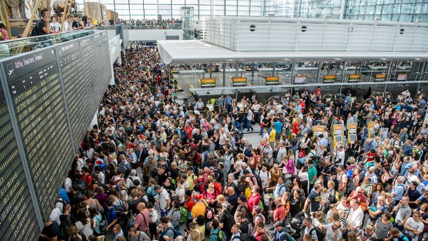 Fluggäste werden bei Verspätung nicht doppelt entschädigt