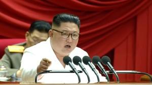 Kim Jong-un kündigt neue strategische Waffe an