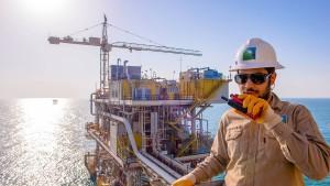 Öl und Gas vor Bits und Bytes