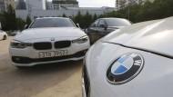 BMW-Fahrverbote in Südkorea