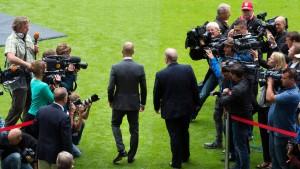 Langer Abschied vom FC Hoeneß