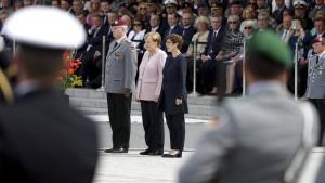 Merkel erinnert an Widerstand gegen NS-Regime