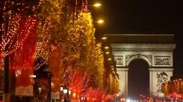 Anschalten der Beleuchtung dieses Jahr anders