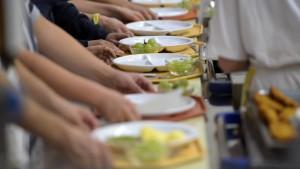 Für nur vier Cent mehr könnten Kinder gesünder essen