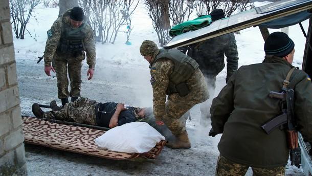UN-Sicherheitsrat mahnt zu Waffenruhe in Ostukraine