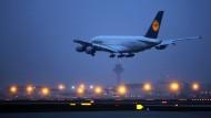 Lufthansa streicht die Dividende