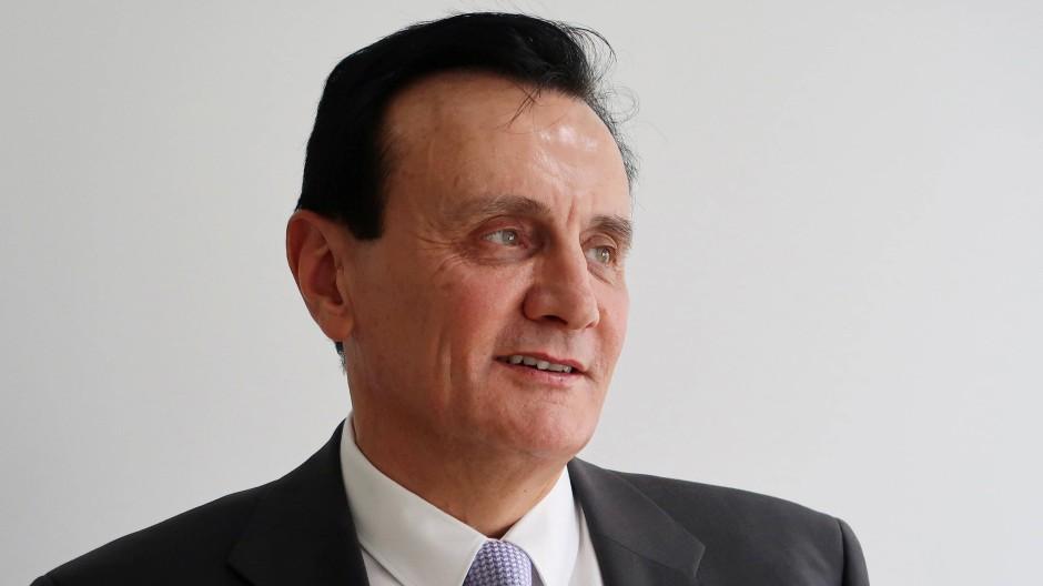 Pascal Soriot auf einem Foto aus dem November 2019