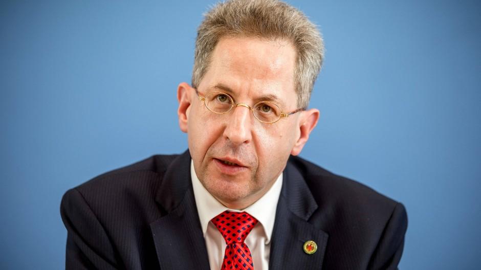 Der frühere Verfassungsschutzchef Hans-Georg Maaßen