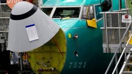 Boeing meldet Fortschritte bei 737-Max-Zertifizierung