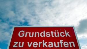 In Deutschland wird mehr auf Kredit gebaut