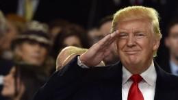 Fans stolz auf ihren Präsidenten