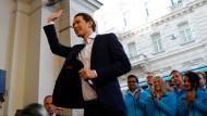 Österreich sucht den Neuanfang