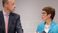 Wer macht das Rennen um den CDU-Parteivorsitz – Merz oder AKK, oder keiner von beiden?
