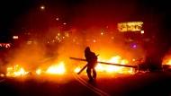 Erneut Ausschreitungen in Ferguson