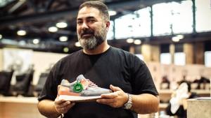 Deutschlands Sneaker-Papst