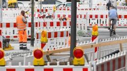 Landtag streitet über Straßenbaubeiträge