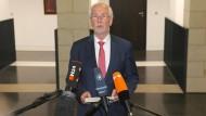 Harald Range greift Justizminister Maas an