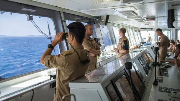Nato setzt ihre Ägäis-Mission fort