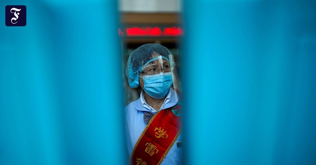 China versucht Vorbild zu sein: Wuhan Wunderland