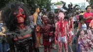 Halloween auf den Philippinen