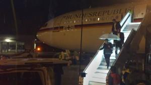 Merkel fliegt mit Iberia zum G-20-Gipfel