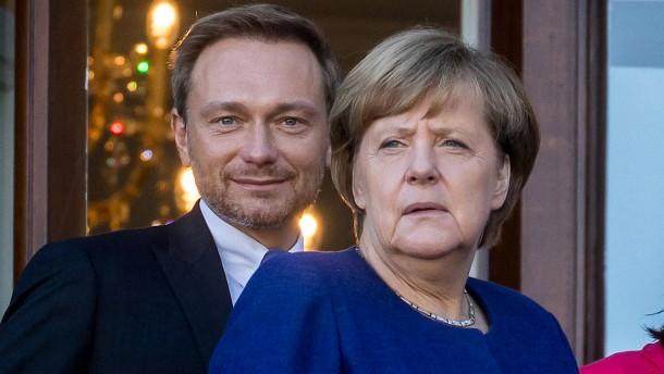 Staatstragende FDP?