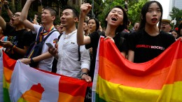 Taiwan führt die Homo-Ehe ein