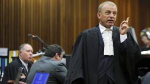 Muss Pistorius zurück auf Null?