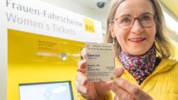 Frauen fahren in Berlin billiger U-Bahn