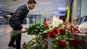 Präsident der Ukraine warnt vor Spekulationen